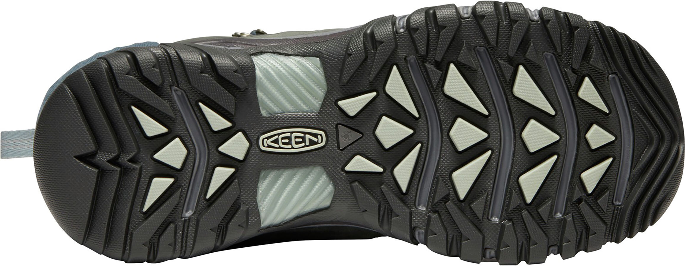 Keen Hoodoo III Lace Up Shoes Women grey at Addnature.co.uk 41611385ed